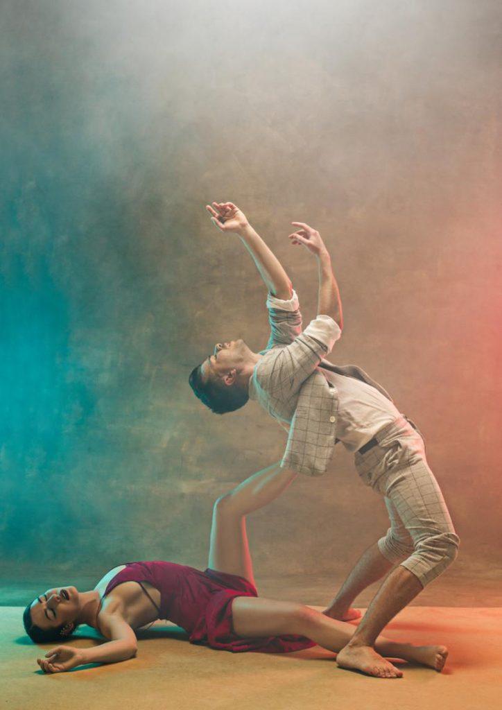 Improvvisazione nella danza moderna