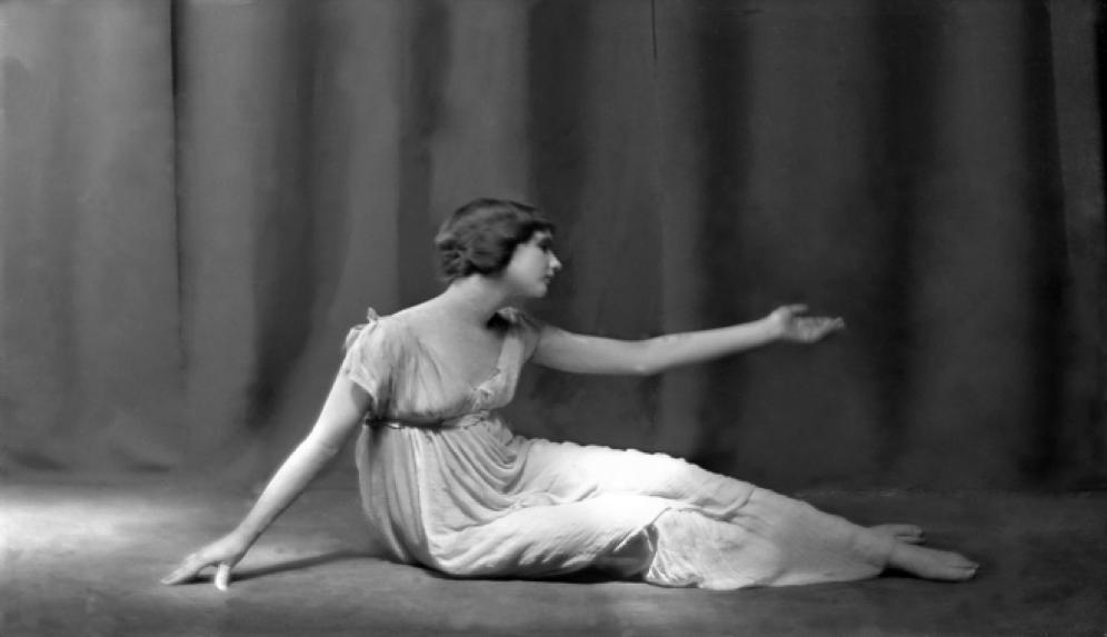 Isadora Duncan Danza Moderna
